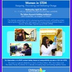 CHLA_Women_In_STEM_Flyer
